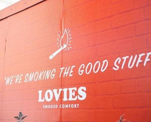 Lovies Smoked Comfort
